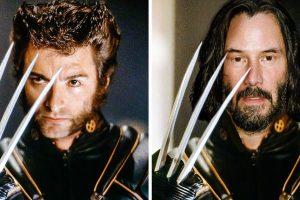 Hogyan nézne ki 12 szuperhős, ha Keanu Reeves játszaná őket?