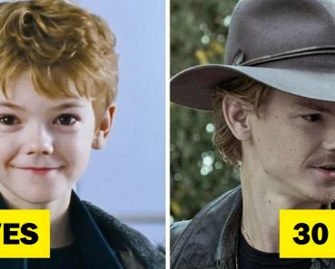 Pislogtunk egyet, és ez a 15 gyermek színész felnőtt