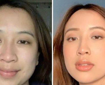 14 Hölgy, akik megmutatták, hogy a smink milyen módon tudja megváltoztatni a külsőnket