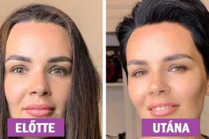 16 nő, aki elköszönt a hosszú hajától, és új megjelenésben ragyog
