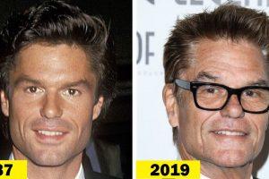"""Így változott meg 18 sztár, akit valaha a """"legjóképűbb férfinak"""" tituláltak"""
