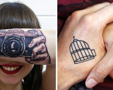 15+ tetoválás, amelyek megmutatják, milyen kreatív lehetsz a tintával