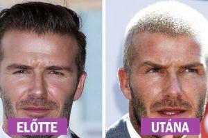 15 férfi híresség, aki szőkére festette a haját, és nem bánta meg