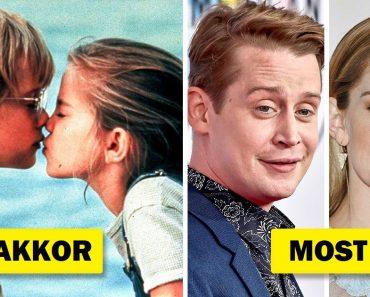Hogyan néz ki most 15+ színész a kedvenc gyermekkori filmjeinkből
