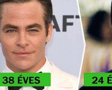 18 híres férfi, akik a korral csak még vonzóbbá váltak