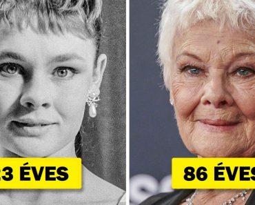15 híresség, akik túl a 80-on erősebbek, mint valaha