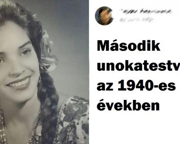 20 személy, akik családi fényképeket mutattak be a régmúltból, és a fotókat elnézve úgy néztek ki, mint a hollywoodi sztárok
