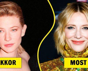 17 híresség, akik megmutatják nekünk, hogy az öregedés csak egy újabb szó a mesésre