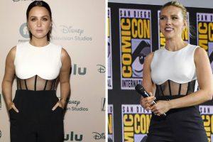 18 híresség páros, akik egyforma ruhákat választottak, de mégis megőrizték az egyéniségüket