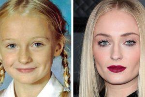 Hogyan nézett ki 15+ ismert híresség, amikor gyerek volt