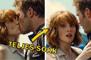 10 csókjelenet filmekben, amelyek nem voltak megtervezve, mégis mindenki szívébe belopták magukat