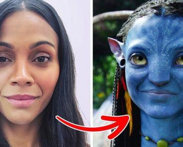 """Hogyan néz ki az """"Avatar"""" 11 karaktere a való életben"""