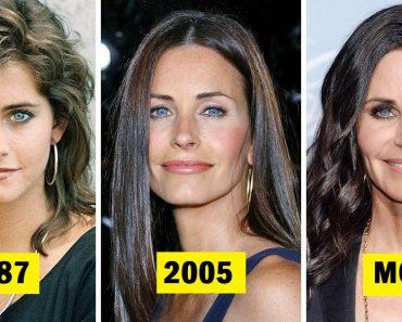 18 híresség, akik minden öregedési szakaszban megtalálták a szépségüket