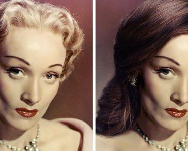 Megváltoztattuk 17 híres szőkeség hajszínét, hogy bebizonyítsuk, a szépségük és a bájuk belülről fakad