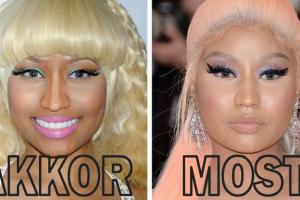 Hogyan nézett ki 17 mai popsztár az első slágerük megjelenésekor