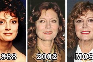 18 sztár, akik szépségükkel bebizonyították, hogy nem szabad megijednünk az öregedéstől