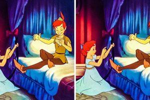 Teszt: Vizsgáld meg vizuális készségeid, és szúrd ki a különbségeket a Disney filmek 20 jelenetében