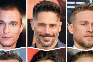 18 híres férfi, akik hosszú és rövid hajjal is nagyszerűen néznek ki