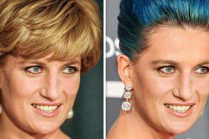 Hogyan nézne ki a királyi család 10 tagja, ha hollywoodi ikonok lennének
