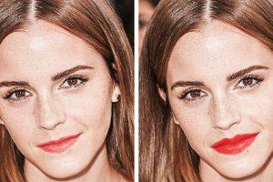 """17 fénykép, amely bemutatja, mennyire átváltoztatja az egész arcod, ha """"átszabod"""" az ajkad"""