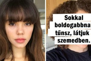 20+ ember, akik felszabadították valódi hajukat, és szépségük az egekbe szökött
