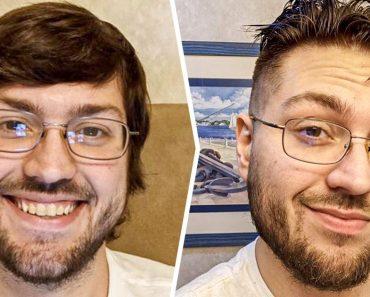 15 előtte-utána kép, ami megmutatja, hogy egy új frizura hogyan frissítheti fel a megjelenésed