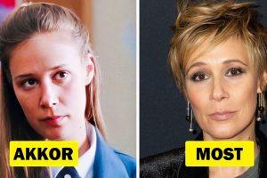 """Hogyan néz ki ma 15+ kedvenc színészünk a """"Szívek szállodájából"""""""