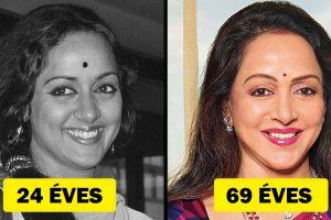 Hogyan sikerül az indiai nőknek megőrizniük a szépségüket olyan sokáig a fiatalságuk után is