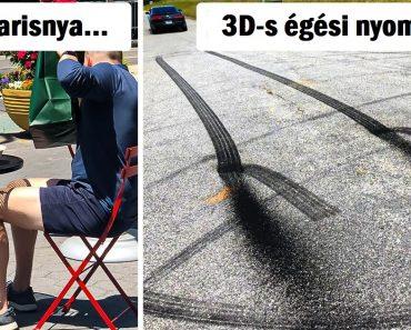 15+ fotó, amelyek bebizonyítják, hogy egy szög mindent megváltoztathat