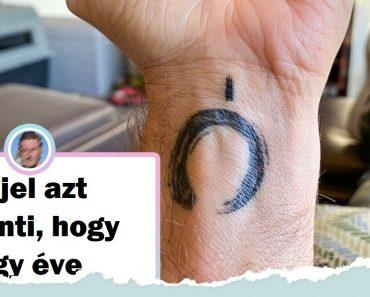 20+ Jelentőségteljes tetoválás, amelyek tulajdonosai 2 nappal később sem bánták meg őket