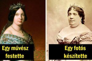 15 híres ember a múltból, akiknek az ábrázolásai bebizonyítják, hogy a Photoshop már a tizenkilencedik században is létezett