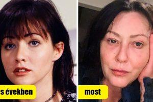 Hogyan néz ki most 12 népszerű híresség a '90-es évekből