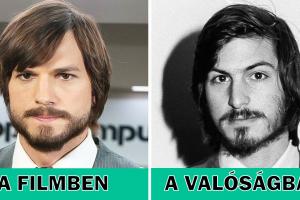 14 színész, akik pontosan úgy néztek ki, mint az általuk játszott karakterek