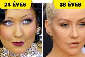 17 fotó, ami megmutatja, hogyan változott néhány kedvenc hírességünk az évek során