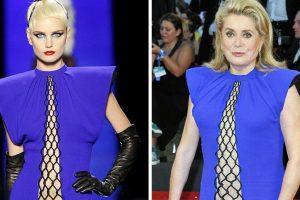 20+ híresség, akik bebizonyították, hogy nem kell modellnek lenned ahhoz, hogy gyönyörűen nézz ki a Haute Couture-ban