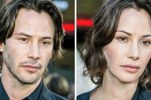 Így néznének ki a legjóképűbb férfi hírességek, ha nők lennének