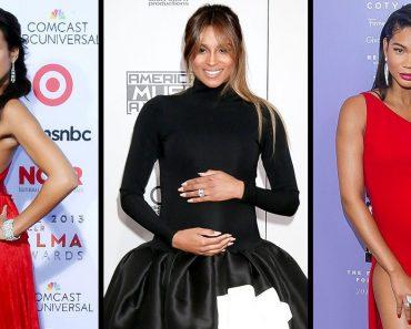 15+ terhes híresség, akik megmutatták nekünk, hogyan nézzünk ki gyönyörűen ebben az életszakaszban