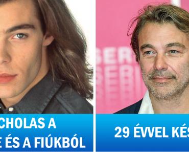 18 jóképű színész a '90-es évekből, akik még ma is képesek ellopni a szívedet